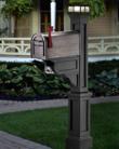 Mailbox Post